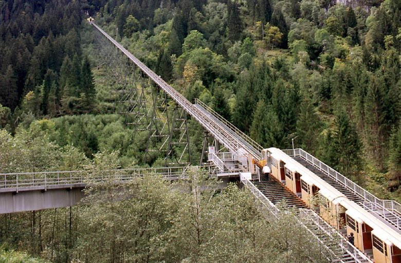 Gletscherbahn Kaprun Funicular Accident Description