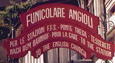 Funicolare Lugano Angioli