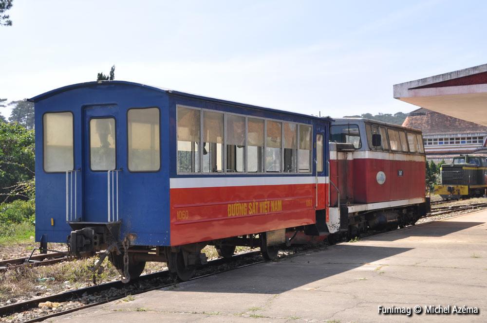 Da Lat Train Station Solution Of Quiz 26 Funimag