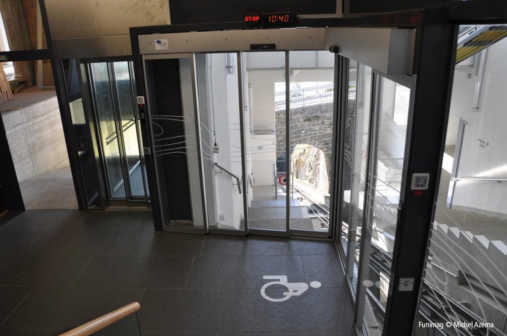 Accès mobilité réduite / Access for disabled persons