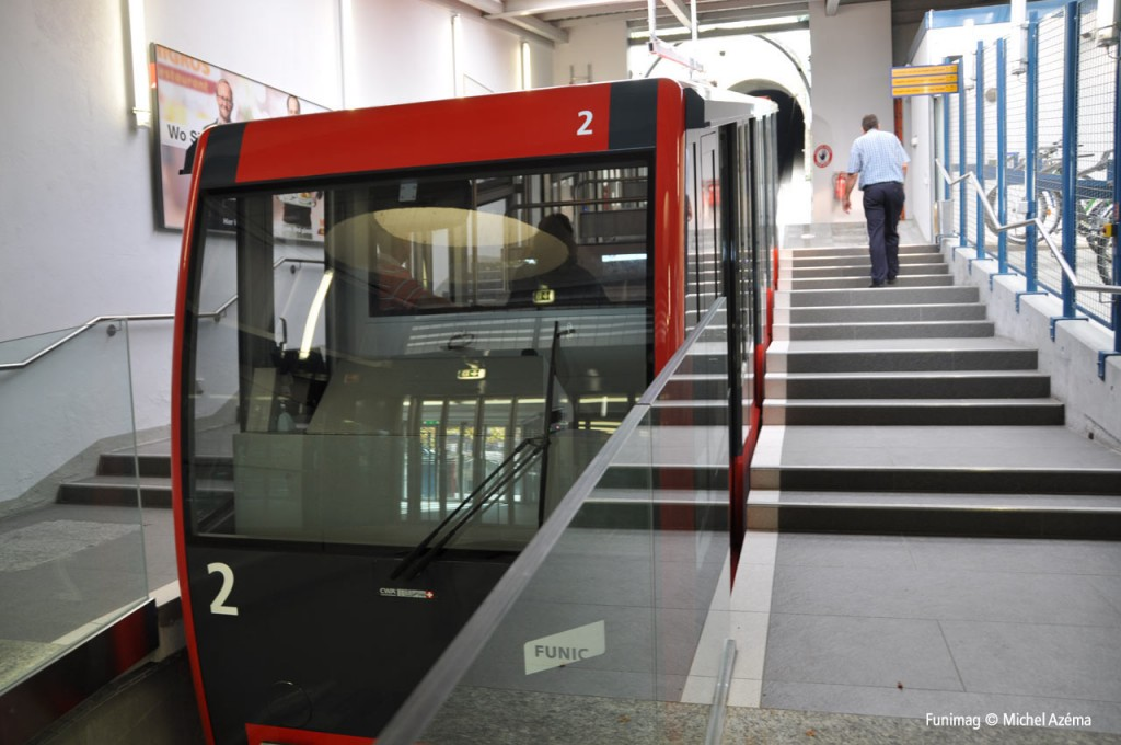 Station Bienne / Bienne station