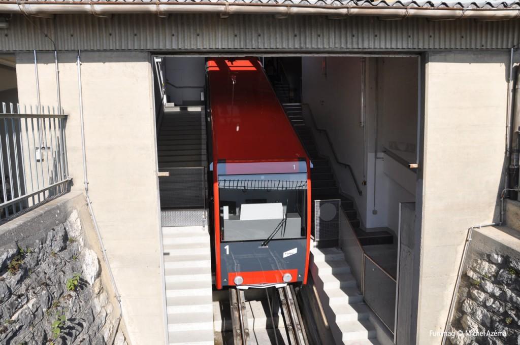 Station Evilard / Evilard station