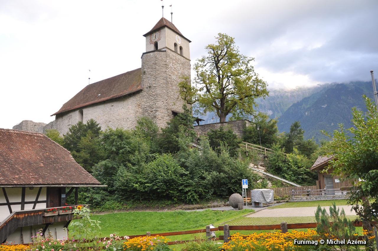 Kirche Ringgenberg