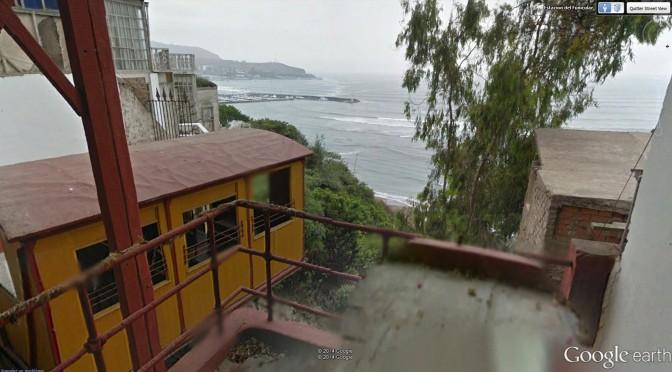 Solution of Quiz #47 – Funicular de Barranco (Lima, Peru)