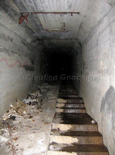 Death Tunnel (Photo Christina Gnadinger)