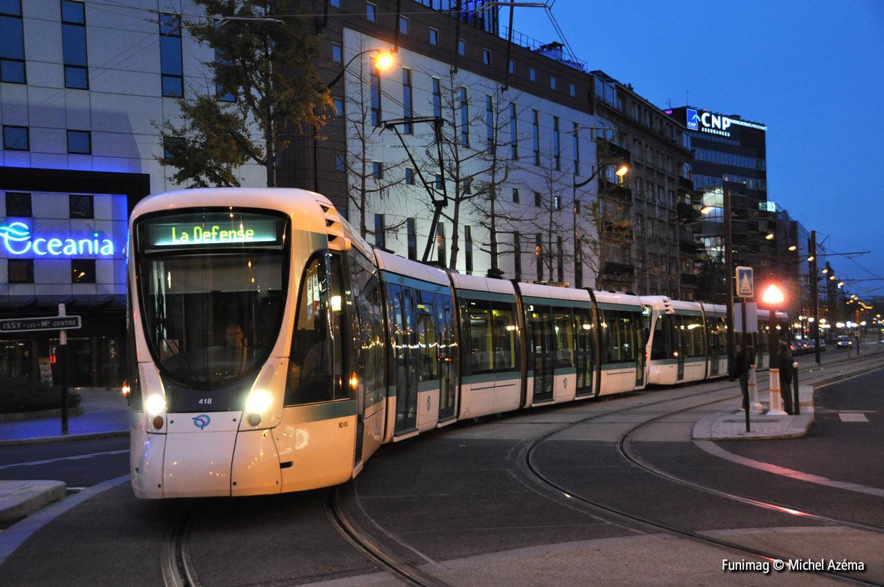 Prodloužení tramvaje T2