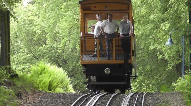 Germany – Videos of Nerobergbahn at Wiesbaden