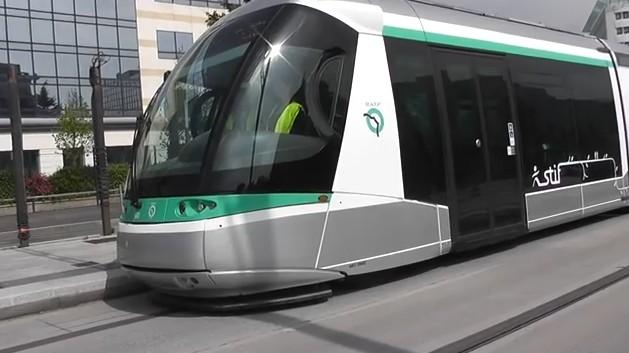 Tramway T6 – Formation des conducteurs