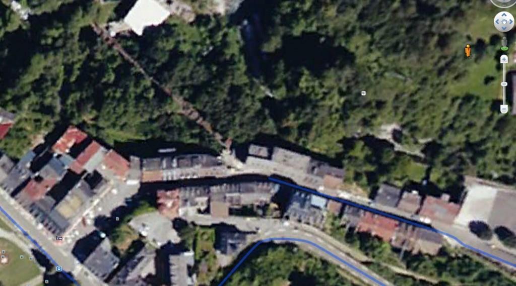 Vue Google Street