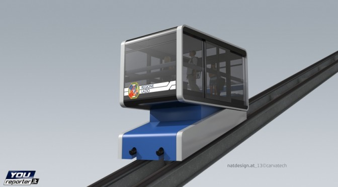 Rocca di Papa – a new funicular after 50 years