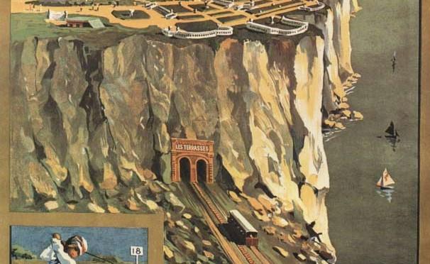 Funiculaire Le Tréport – Les Terrasses (1910)