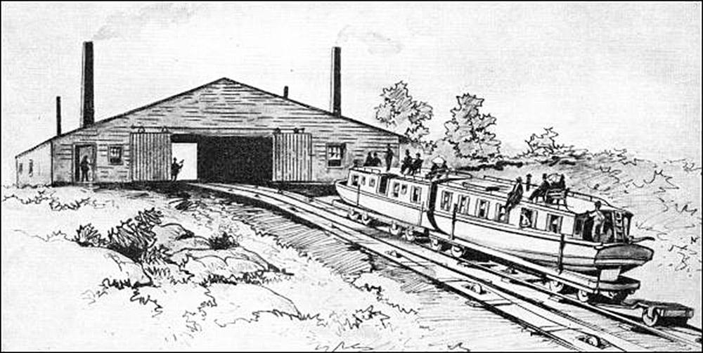 Allegheny Portage Railroad (1834-1857)