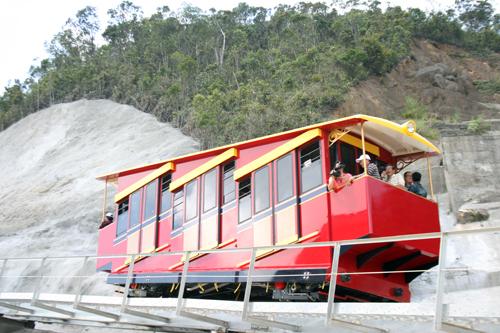 Ba Na Hills funicular