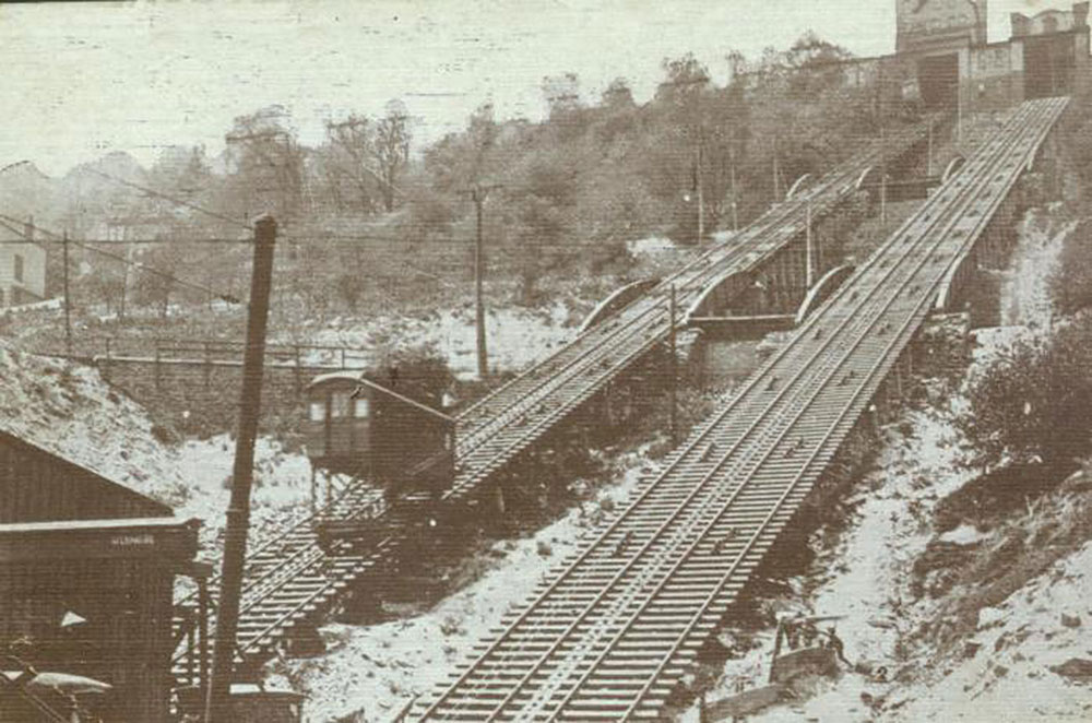 Cincinnati / Price Hill Inclines (1874-1943)
