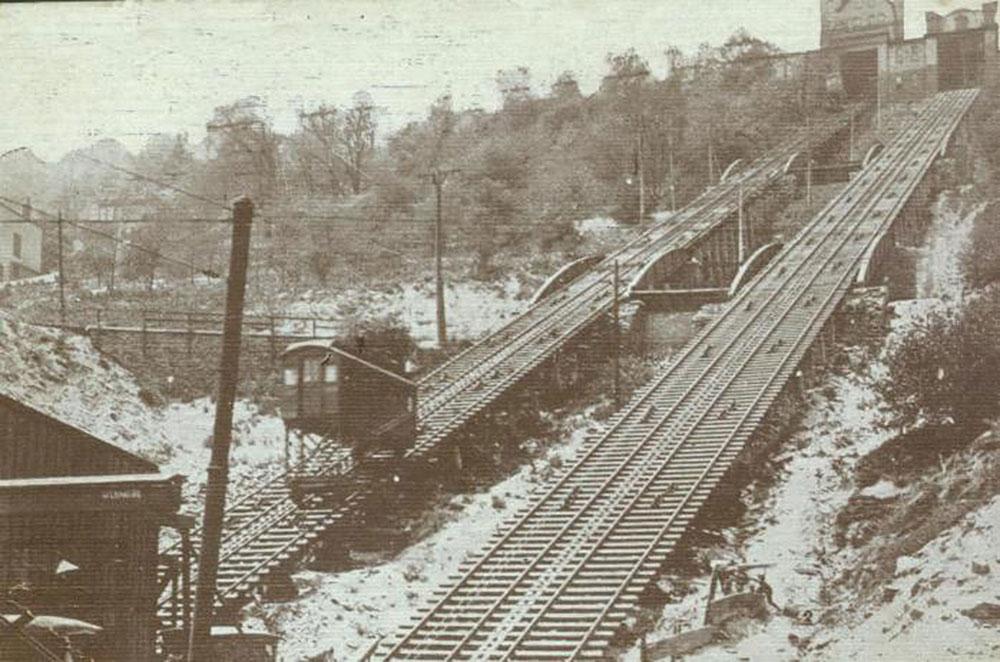 Cincinnati / Price Hill Inclines (1874-1943)