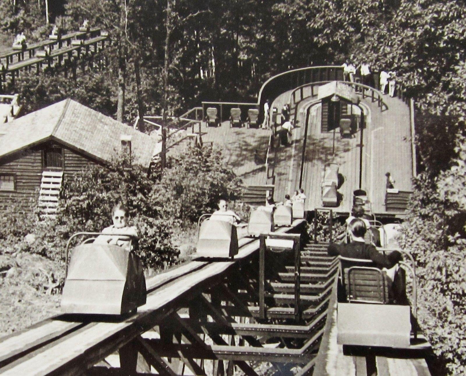 Cranmore Skimobile (1938-1989)