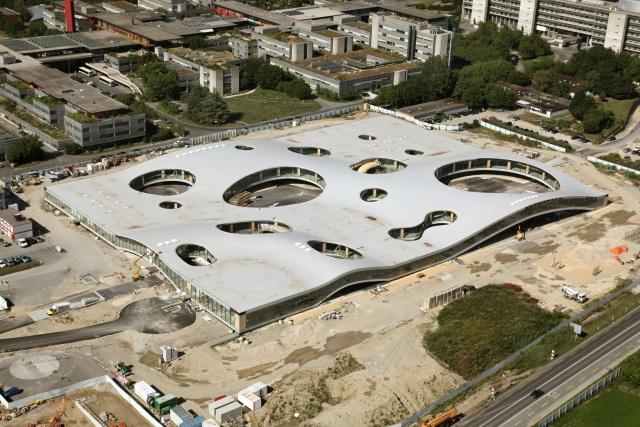 Rolex Learning Center (Photo Wikipedia)