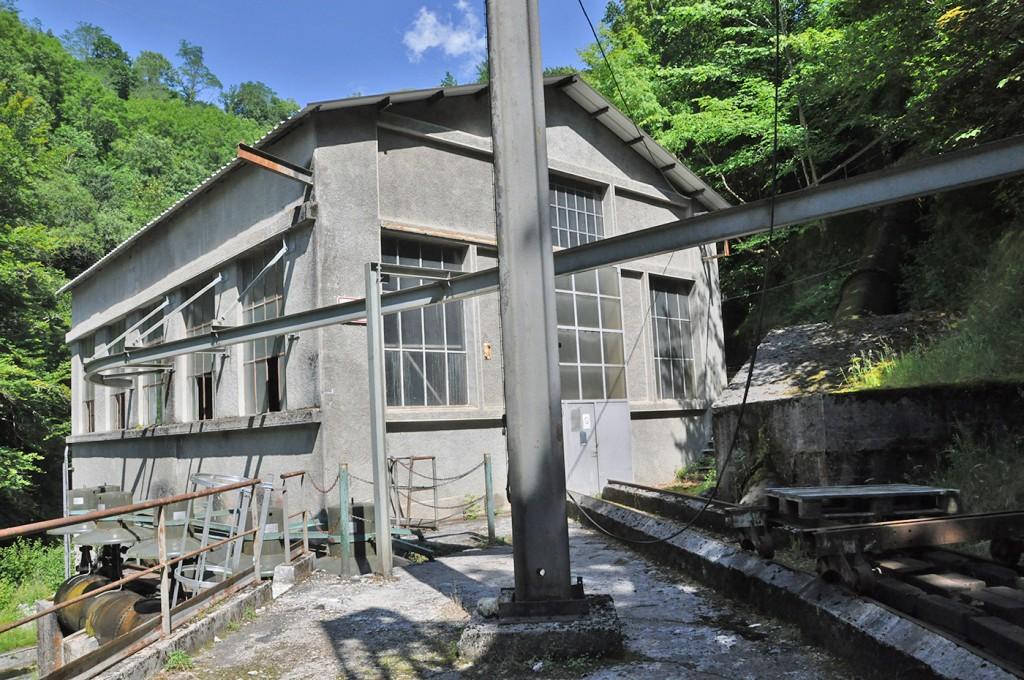 Centrale hydroélectrique des Eaux-Bonnes