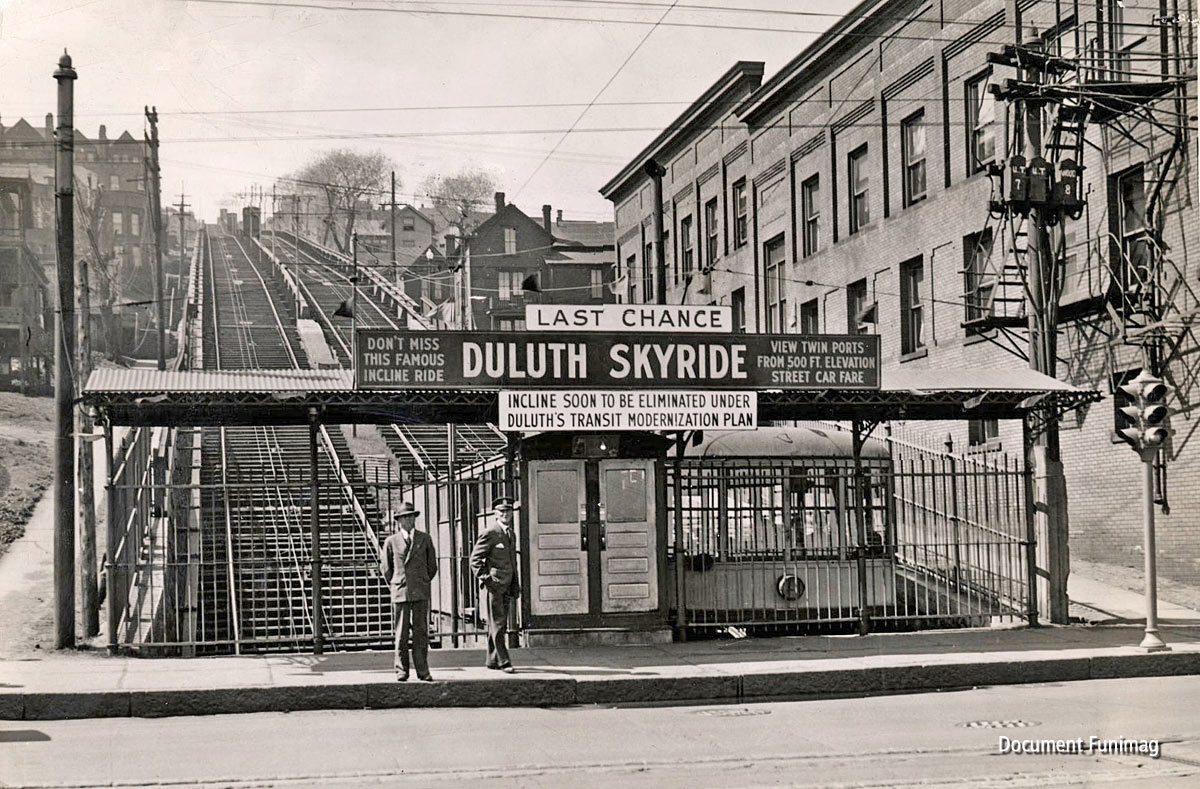 Duluth 7th Avenue West (1891-1939)