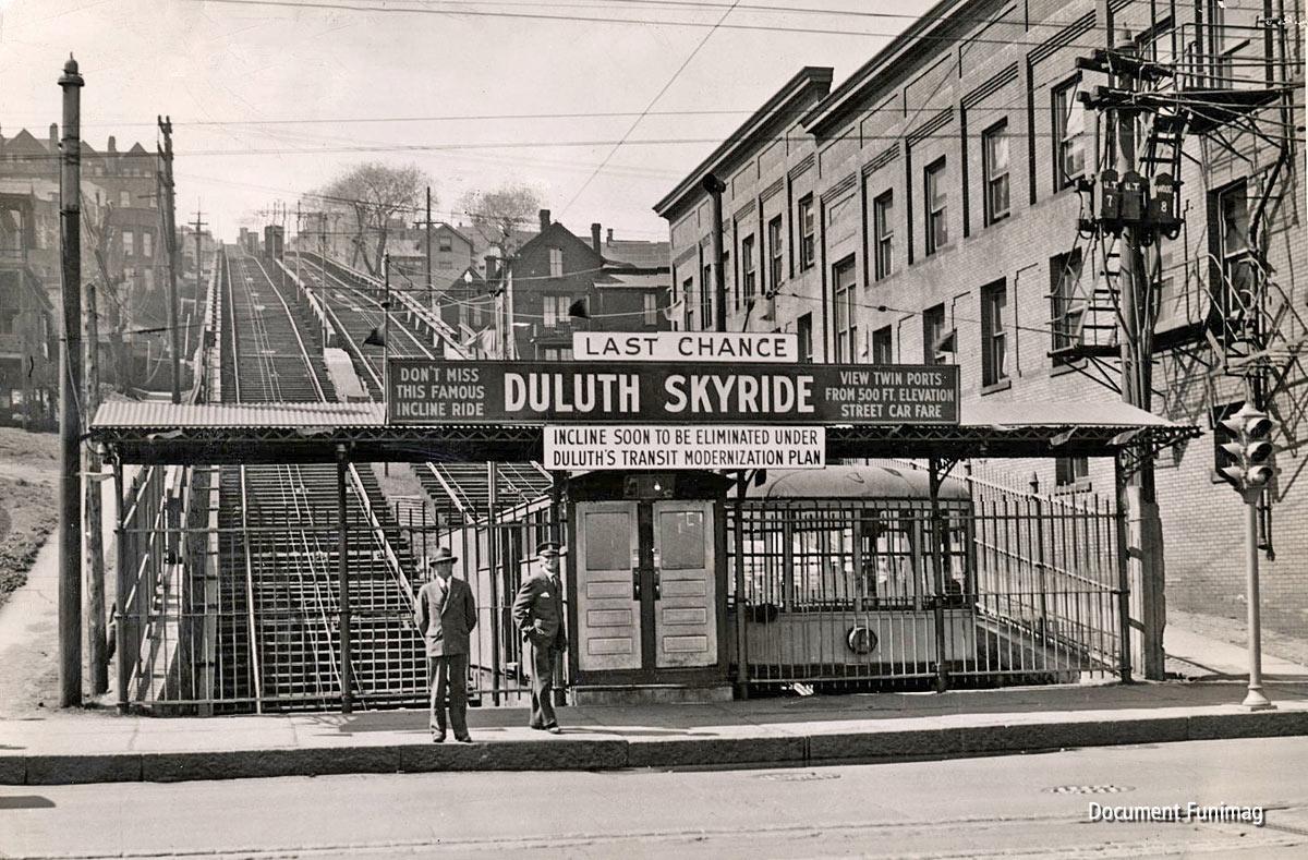 Duluth 7th Avenue West (1891-1939)