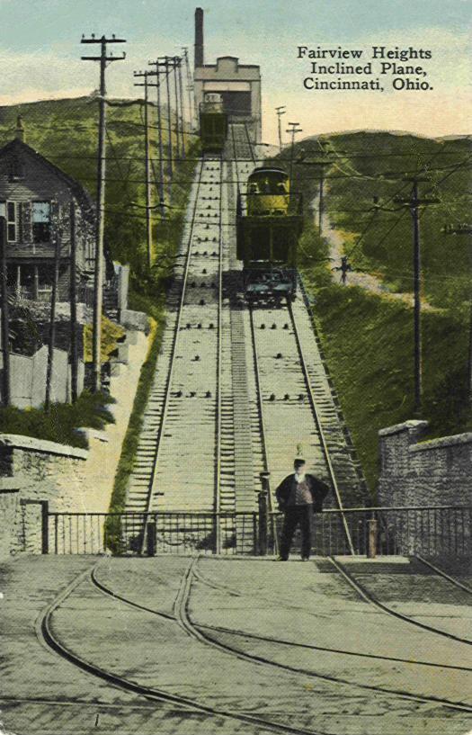 Cincinnati / Fairview Incline (1892-1923)