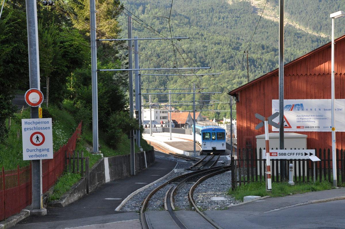 Goldau Rigi-Bahn