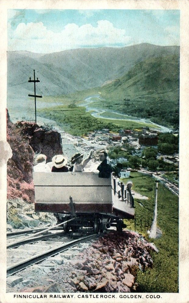 Golden Castle Rock (1913-1918)