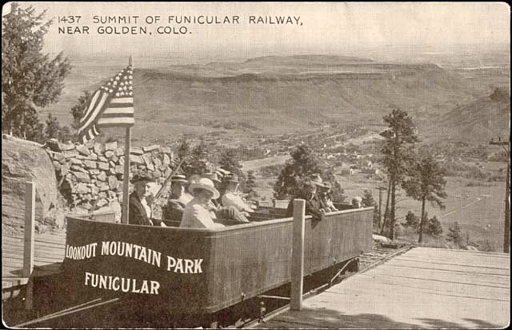 Golden Lookout Mountain (1912-1916)