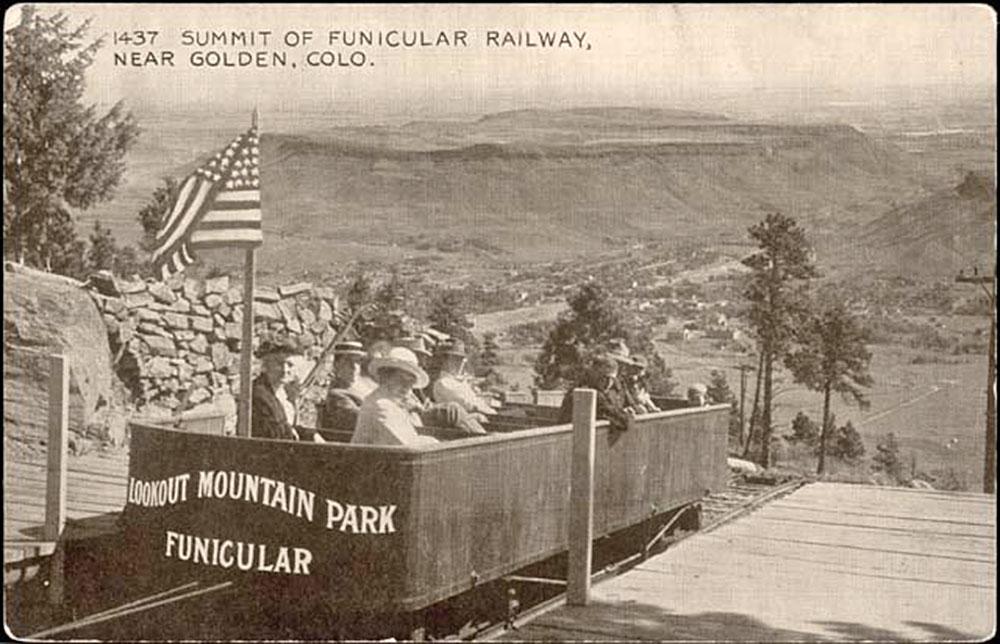 Golden Lookout Mountain (1912-1916)