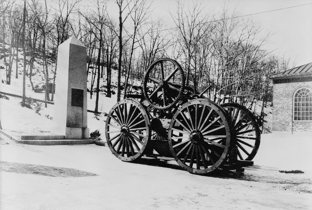 Carriage of Granit Incline (1934)
