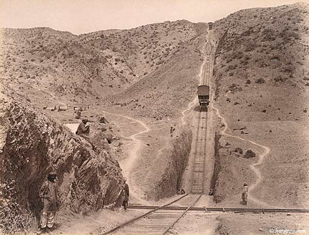 (PK) Pakistan – The Khojak Rope Inclines