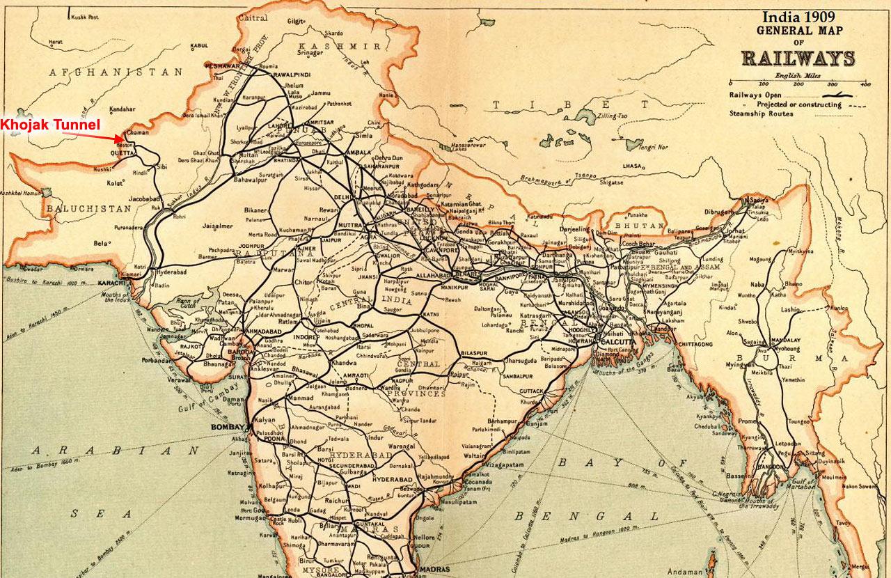India 1909 / Indes en 1909