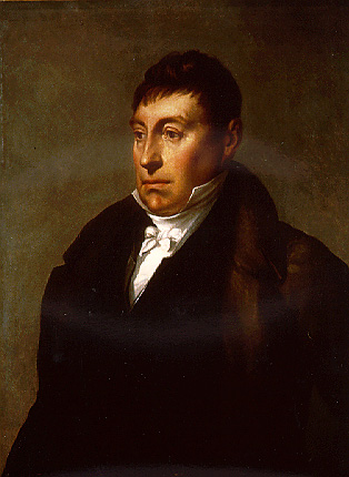 Marquis de La Fayette in 1825
