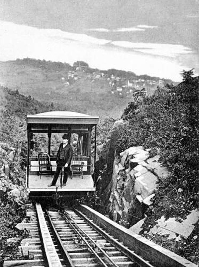 Lake George Prospect Mountain (1895-1903)