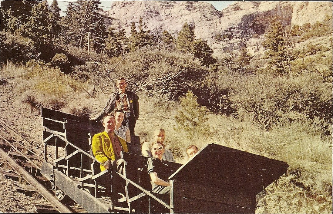 Lewis and Clark Caverns (1947-1973)