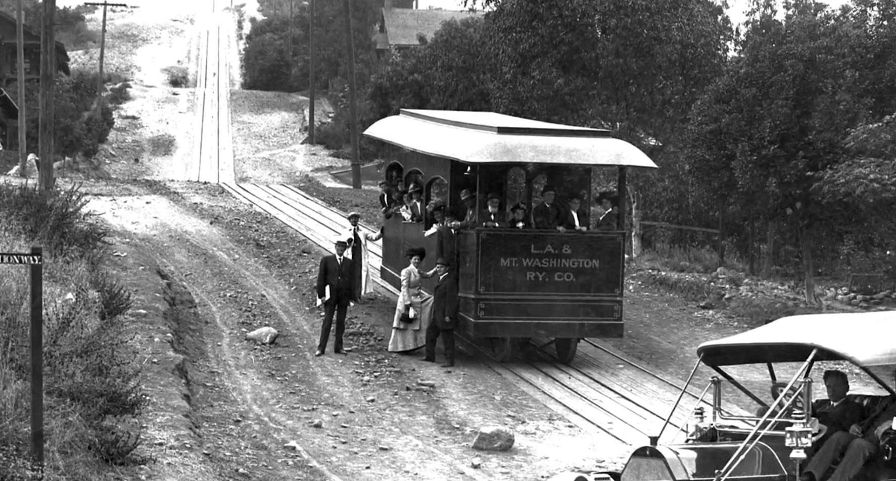 Los Angeles - Mount Washington (1909-1919)