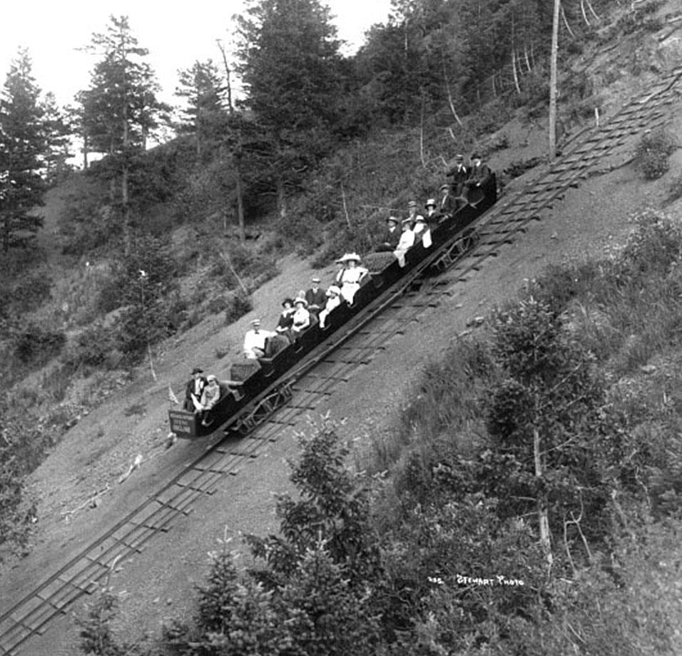Manitou Red Mountain (1912-1925)