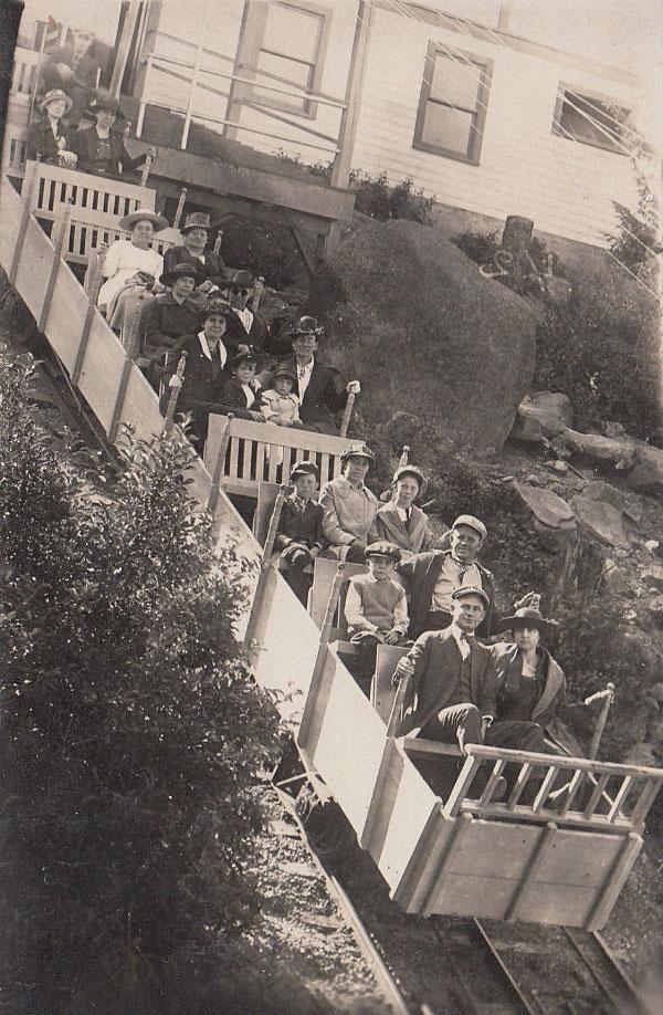 Mount Manitou Incline Railway (1907-1989)