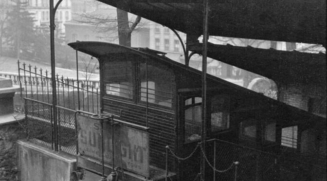 Funiculaire de Montmartre (1932)