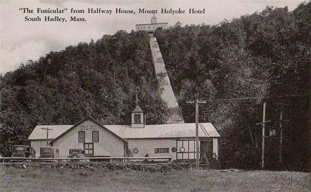 Mount Holyoke Summit House (1858-1951)