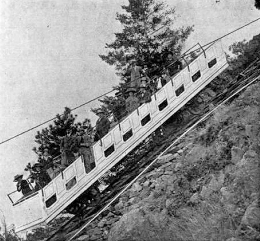 Mount Morrison (1909-1914)