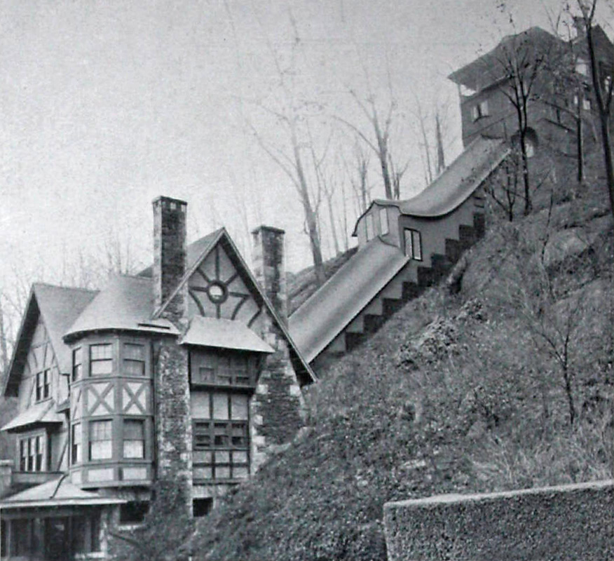 Yonkers, Park Hill Elevator (1894-1937)