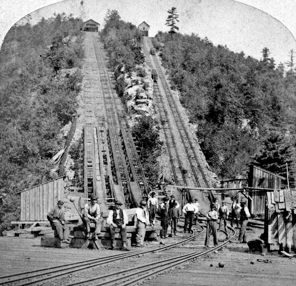 Penn Haven Inclines (1851-1864)