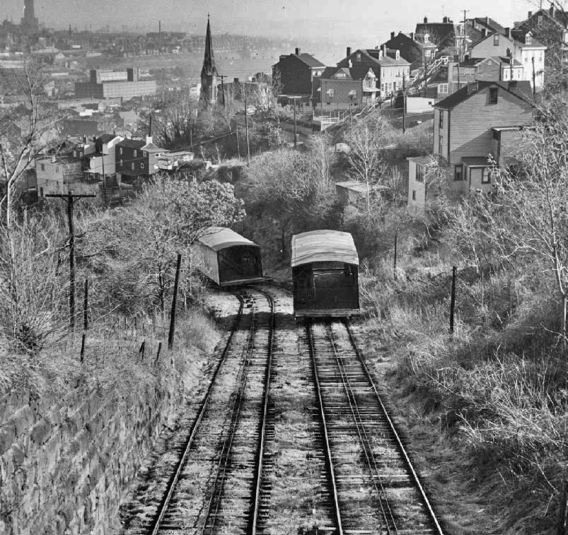 Pittsburgh - Knoxville Incline (1890-1960)