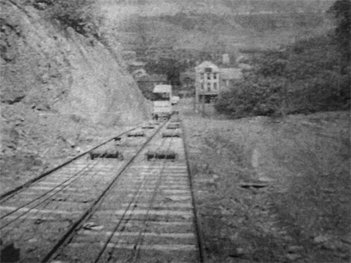 Pittsburgh - Norwood Incline (Penny Incline) (1901-1923)
