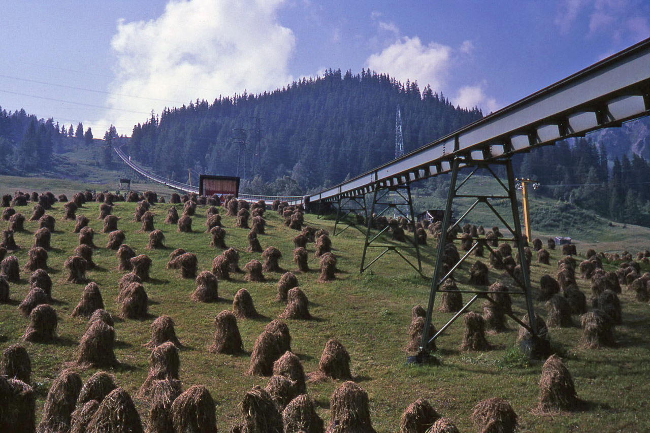 Arlberg-Kandahar Bahn in 1978