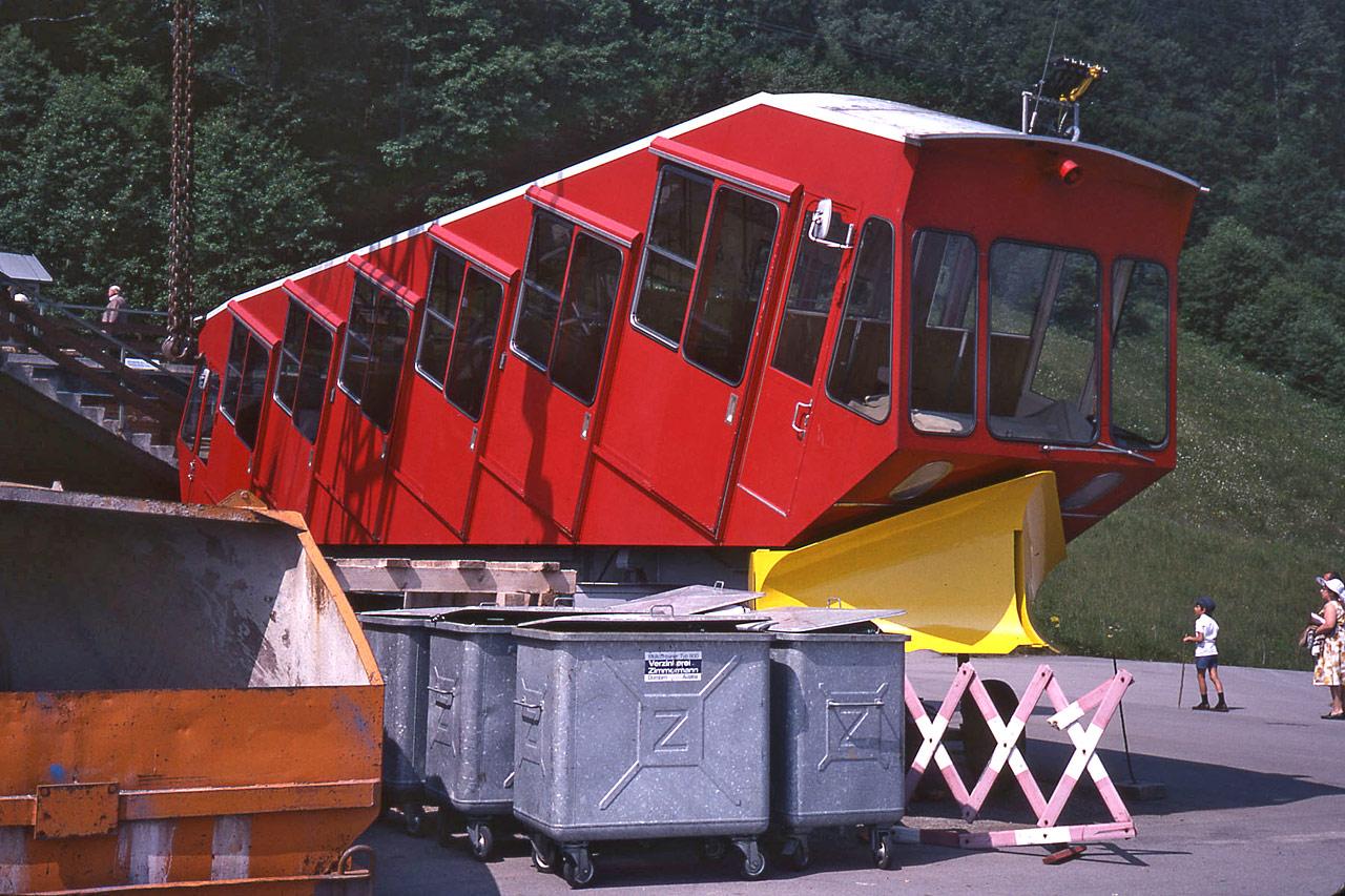 Golmerbahn in 1978