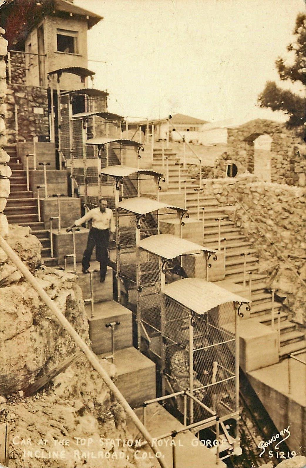 Royal Gorge Incline (1931-2013)