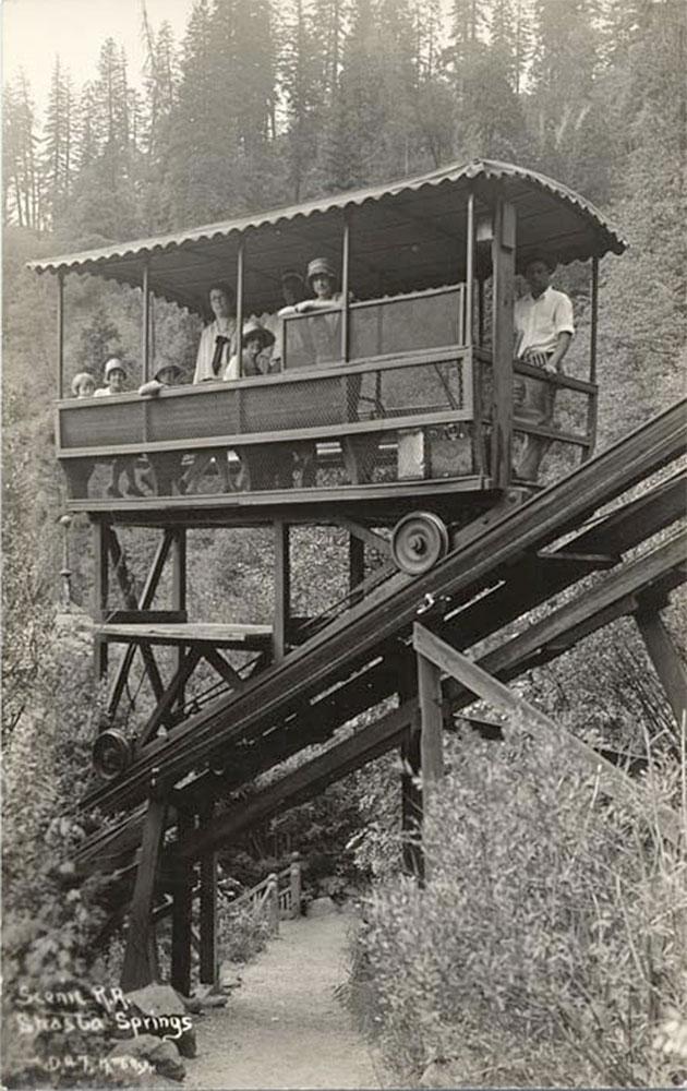 Shasta Springs (1898-1950)