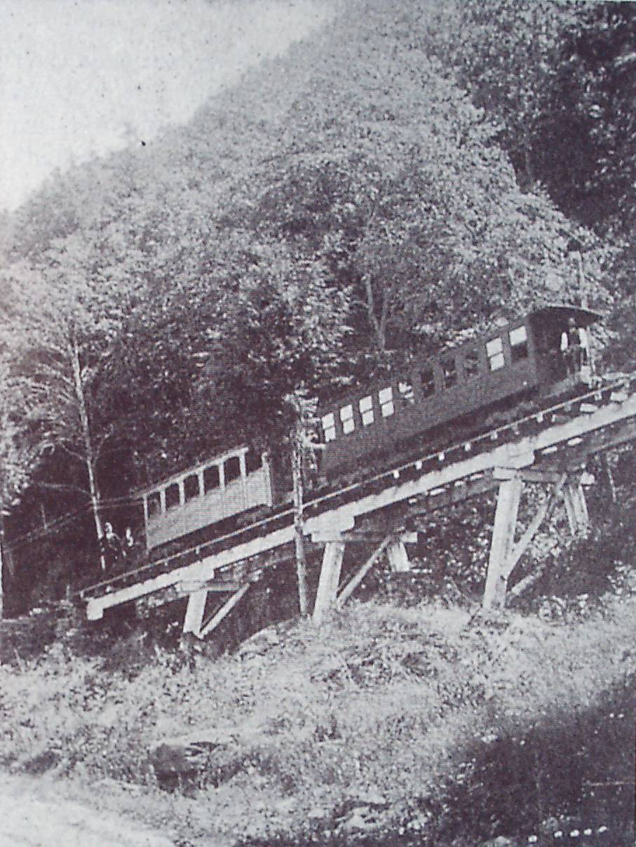 Shohola Glen Switchback Gravity Railroad (1887-1908)